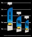 drapeau publicitaire jet ski