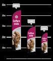 drapeau publicitaire coiffure mixte