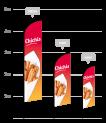 drapeau publicitaire chichis