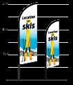oriflamme-location-de-skis